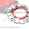 จานดิสหน้ามหลัง230mm Racing Boy Disc Brake Front หน้า YAMAHA N MAX สำเนา