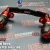 Swing Arm Guard กันล้มท่อ Red&Black for Honda PCX , Forza 300