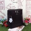 กระเป๋าเป้ Anello polyester canvas large backpack สีดำ