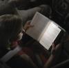 แผ่นอ่านหนังสือในที่มืด <พร้อมส่ง>