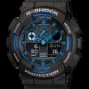นาฬิกาข้อมือ CASIO G-SHOCK STANDARD ANALOG-DIGITAL รุ่น GA-100-1A2