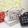 กระเป๋าถือสะพาย แฟชั่น สไตล์ Fendi งานสั่งผลิต ไม่ติด logo ขนาด 8 นิ้ว ราคา 1090 ส่งฟรี ems