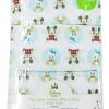 ผ้าอ้อมสำลี Mickey Mouse ผ้าฝ้าย 100% Cotton ขนาด 27*27 นิ้ว แพค 6 ผืน