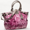 กระเป๋า COACH Madison Floral Sophia Satchel 19643