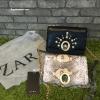 Zara Crossbody Bag Design Changable #เปลี่ยนสลับหน้ากระเป๋าได้