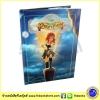 Disney Tinkerbell and the Pirate Fairy ดิสนีย์ทิงเกอร์เบลล์และนางฟ้าโจรสลัด หนังสือปกแข็งบุนิ่ม