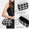 กระเป๋า Zara Fabric Messenger Bag ราคา 990 บาท Free Ems