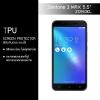 """ฟิล์มกันรอย Zenfone 3 Max 5.5"""" (ZC553KL) แบบใส (วัสดุ TPU)"""