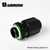D-plug 20-25 สีดำ barrow