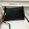 กระเป๋า Mango quilted crossbodybag สีดำ ราคา 990 บาท Free Ems