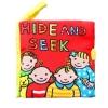 หนังสือผ้า Hide and seek - Jollybaby