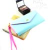 กระเป๋าสตางค์ใส่โทรศัพท์ ใบยาว PrimPrai Smart Wallet สีฟ้า