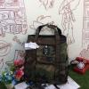 กระเป๋า Anello polyester canvas Tote style rucksack รุ่นใหม่ เบอร์ 3