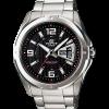 นาฬิกาข้อมือ CASIO EDIFICE 3-HAND ANALOG รุ่น EF-129D-1AV