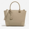 HOT PROMOTION - CHARLES & KEITH LARGE TOTE Size L สีเบจ