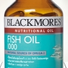 Blackmores Fish Oil 80 เม็ด