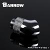 Barrow ข้องอ 45 Rotary Male - Female สีเงิน
