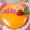 เค้กส้มหน้านิ่ม เค้กผลไม้