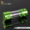 ถังพัก Byski B - CT ยาว 200mm สีเขียว 150mm.