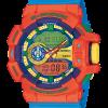 นาฬิกาข้อมือ CASIO G-SHOCK STANDARD ANALOG-DIGITAL รุ่น GA-400-4A