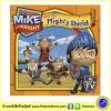 Mike the Knight : Mike and Mighty Shield ซีรีย์การ์ตูนดัง อัศวินไมค์ นิทานปกอ่อน