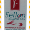 Sellon Shampoo 2.5% 4 + 1 * 120 ml
