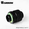 D-plug 15-16.5 สีดำ barrow