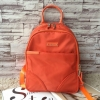 กระเป๋า Kipling Amory Medium Casual Shoulder Backpack Limited Edition สีส้ม 1,890 บาท Free Ems