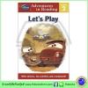 Disney Learning : Level 2 : Cars, Let's Play หนังสือหัดอ่านดิสนีย์ ระดับ 2 คาร์ส มาเล่นกันเถอะ