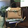 กระเป๋า MARC SAFFIANO LEATHER PADLOCK WITH KEY สีน้ำตาล 1,390 บาท Free Ems