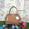 กระเป่า Anello PU Leather boston bag C.Beige Color ราคา 1,490 บาท Free Ems