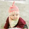 AP191••เซตหมวก+ผ้ากันเปื้อน•• / Big Dream [สีชมพู]