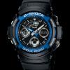 นาฬิกาข้อมือ CASIO G-SHOCK STANDARD ANALOG-DIGITAL รุ่น AW-591-2A