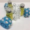 หุ่นยนต์ omni 3 wheel