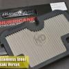 HURRICANE Air Filter Stainless Steel Kawasaki Versys