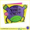Peter Bently : The Yoga Orge ยักษ์โยคะ หนังสือเด็ก นิทานภาพ ปกอ่อนเล่มโต ปีเตอร์ เบนท์ลี่ จาก Rich Witch Poor Witch