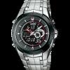 นาฬิกาข้อมือ CASIO EDIFICE ANALOG-DIGITAL รุ่น EFA-119BK-1AV
