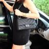 กระเป๋า KEEP shoulder coco chain handbag สวย หรู มากๆ เลยน๊า กระเป๋าอยู่ทรง หนังแกะนิ่มมากคะ สะพายสบายคะ #ใบจริงสวยมาก