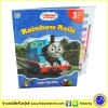 Thomas & Friends : Rainbow Rails Poster Paint Book : สมุดระบายสี โทมัสและผองเพื่อน พร้อมสีและพู่กัน