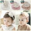 HB105••ที่คาดผมเด็ก•• มงกุฎผ้า (มี 3 สี)