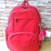 กระเป๋า KIPLING BAG OUTLET HONG KONG สีแดง ด้านในหนา นุ่มมากๆ น้ำหนักเบาค่ะ สินค้า มี SN ทุกใบนะคะ