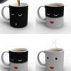 แก้วเปลี่ยนสีตามอุณหภูมิ Morning mug <พร้อมส่ง>