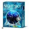 โคมไฟแผนที่กลุ่มดาว Night Sky Projection <พร้อมส่ง>