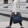 กระเป๋าเป้ ANELLO 2 WAY PU LEATHER BOSTON BAG (Regular)-----Navy