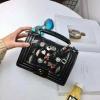 กระเป๋าสะพาย แฟชั่น Collection 2017 สไตล์ชาแนล ขนาด 9 นิ้ว อะไหล่ติดแน่นทุกชิ้น