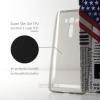 เคส Zenfone 2 Laser (5.5 นิ้ว) | เคสนิ่ม Super Slim TPU บางพิเศษ พร้อมจุด Pixel ขนาดเล็กด้านในเคสป้องกันเคสติดกับตัวเครื่อง (ดำใส)