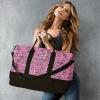 กระเป๋าเดินทาง VICTORIA'S SECRET สีชมพู ราคา 1,390 บาท Free Ems