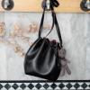 กระเป๋า KEEP classy bucket bag with bear key ทรงเก๋ สวย น่ารัก ขนาดตอบทุกโจทย์การใช้งาน