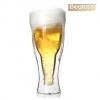 แก้วน้ำขวดเบียร์คว่ำ