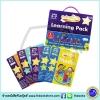 Gold Stars Learning Pack - Ages 5-7 เซตแบบฝึกหัดของโกลด์สตาร์ 5 เล่ม KS1 Key Stage